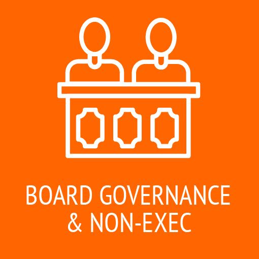 Board Governance and Non-exec